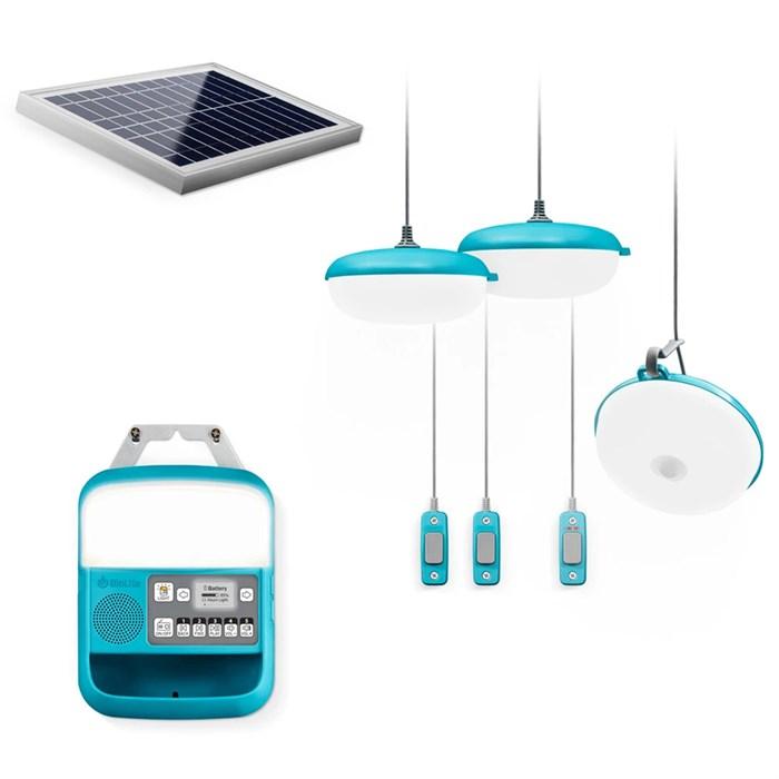 BioLite - SolarHome 620+ System