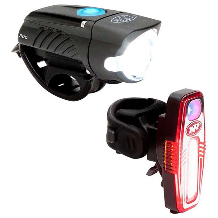 Nite Rider - Swift 300/Sabre 110 Bike Light Set