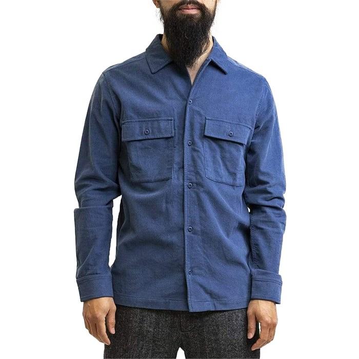 Rhythm - Workwear Cord Long-Sleeve Shirt