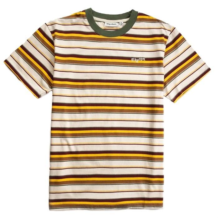 Rhythm - Everyday Stripe T-Shirt