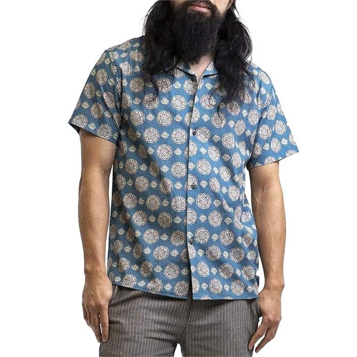 Rhythm - Kota Short-Sleeve Shirt