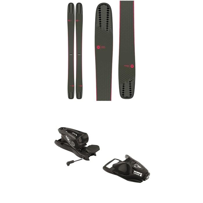 Rossignol - Soul 7 HD W Skis - Women's + Look NX 11 Ski Bindings 2020