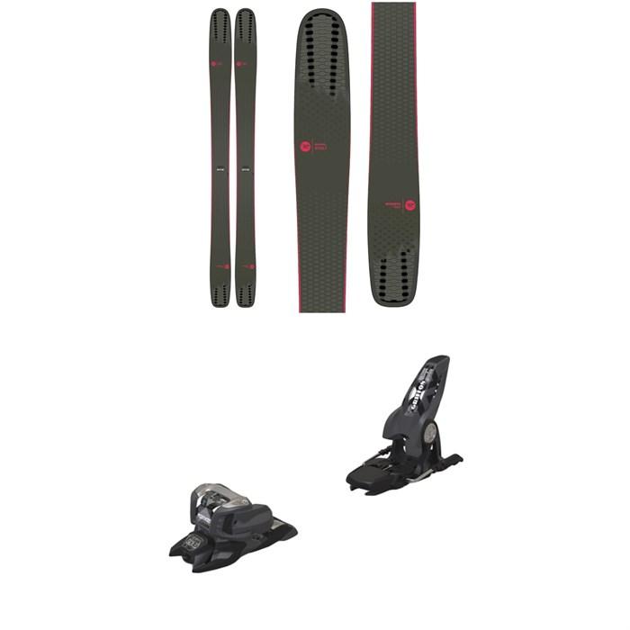 Rossignol - Soul 7 HD W Skis - Women's 2020 + Marker Griffon 13 ID Ski Bindings