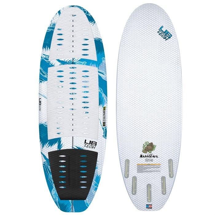 Lib Tech - Manna Tee Wakesurf Board 2021