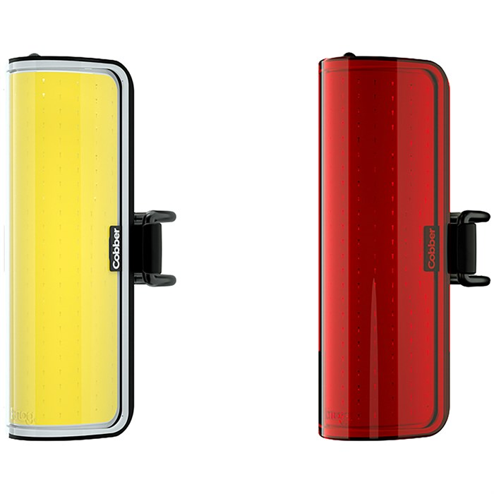 Knog - Cobber Twinpack Bike Light Set