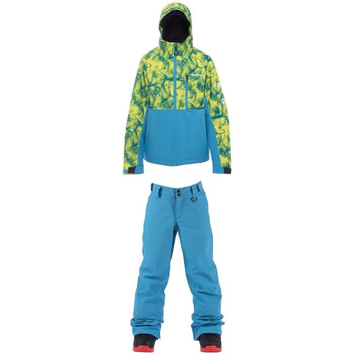 Bonfire - Pyre Jacket + Tactical Pants - Boys'