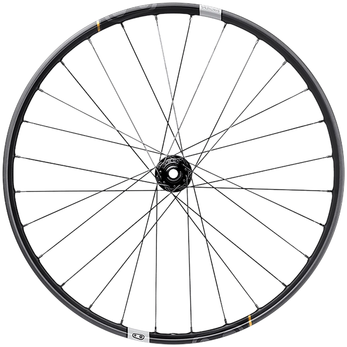 """Crank Brothers - Synthesis E 11 I9 Hydra 27.5"""" Carbon Wheelset"""