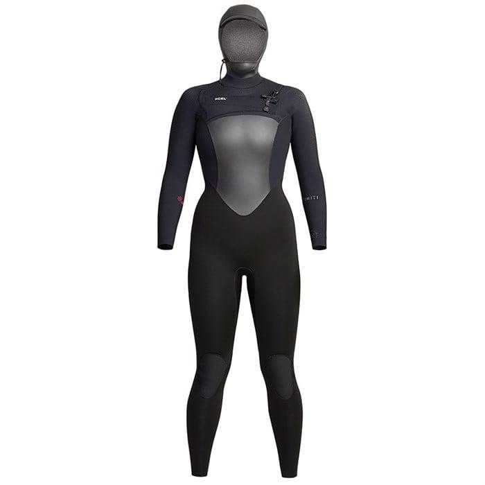 XCEL - 5/4 Infiniti Hooded Wetsuit - Women's