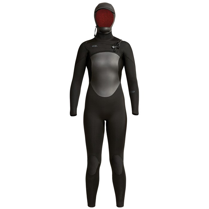 XCEL - 5/4 Axis Hooded Wetsuit - Women's