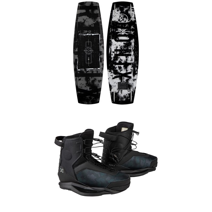 Ronix - Parks Wakeboard Package 2021