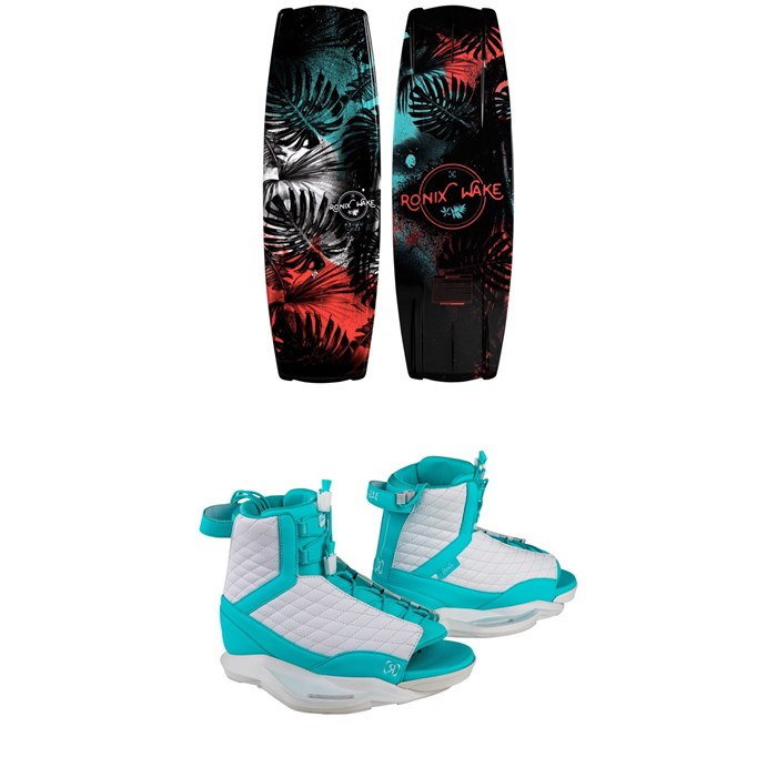 Ronix - Krush SF + Luxe Wakeboard Package - Women's 2021