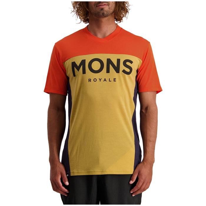 MONS ROYALE - Redwood Enduro VT Jersey
