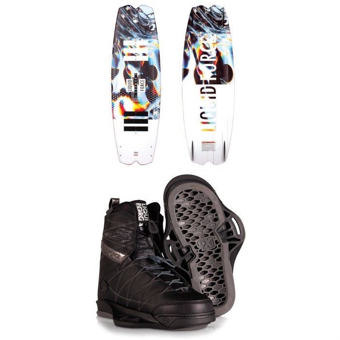 Liquid Force - Remedy + Classic 6X Wakeboard Package 2021