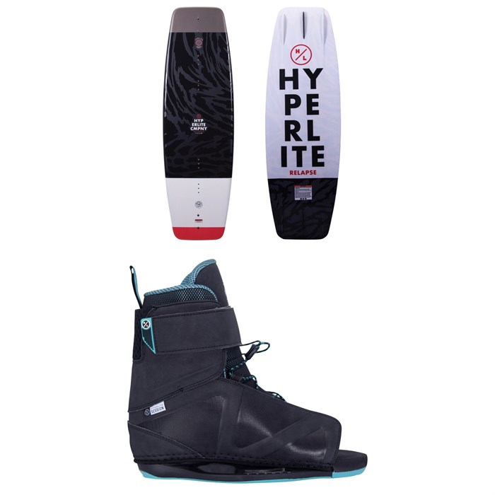 Hyperlite - Relapse + Session Wakeboard Package 2021