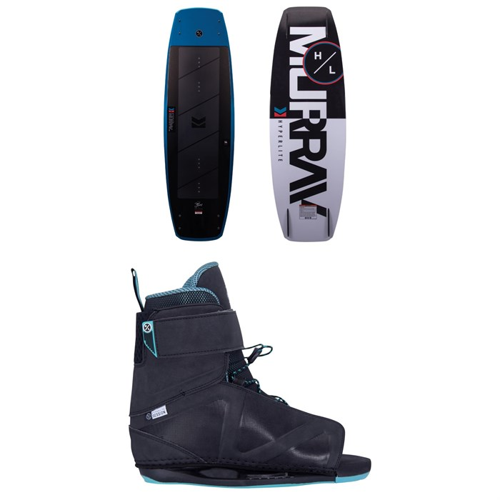 Hyperlite - Murray + Session Wakeboard Package 2021
