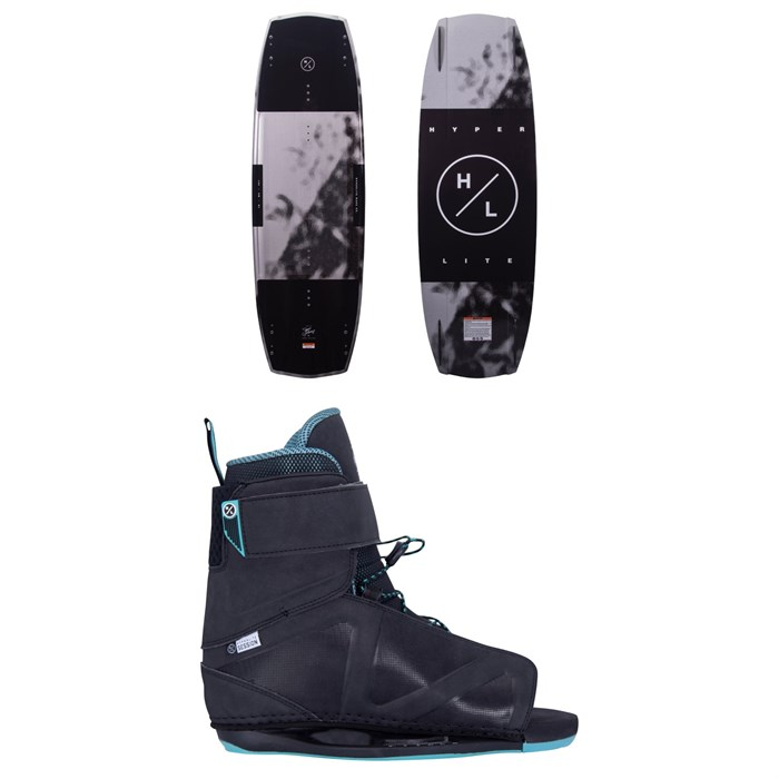 Hyperlite - Baseline + Session Wakeboard Package 2021