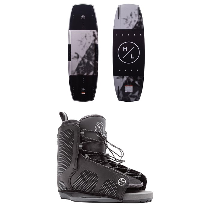 Hyperlite - Baseline + Remix Wakeboard Package 2021