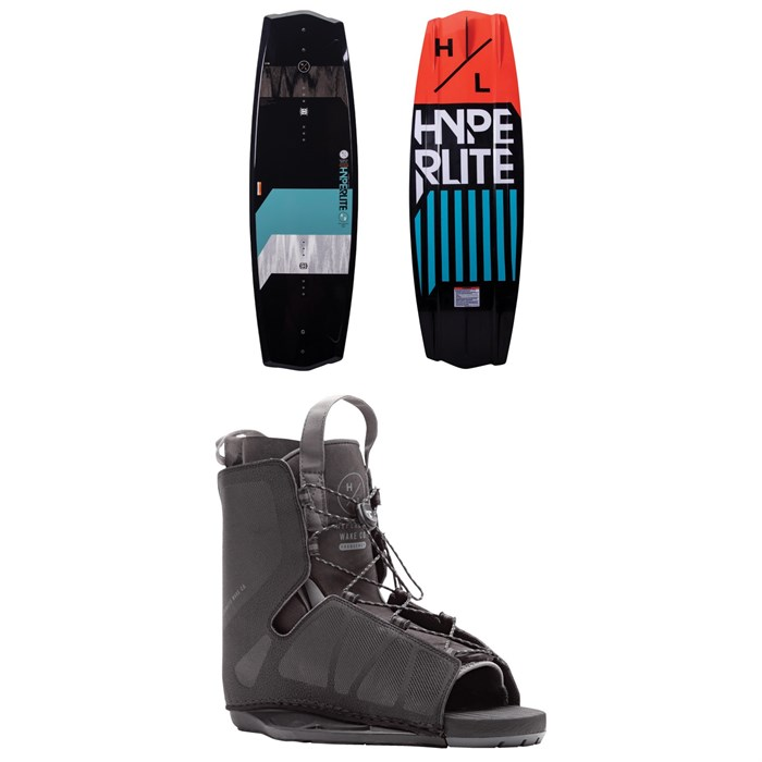 Hyperlite - State 2.0 + Frequency Wakeboard Package 2021
