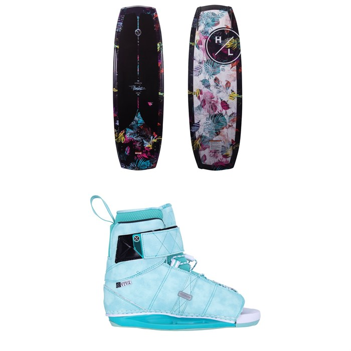 Hyperlite - Venice + Viva Wakeboard Package - Women's 2021