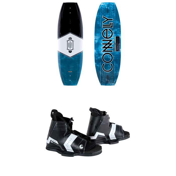 Connelly - Blaze + Hale Wakeboard Package 2021