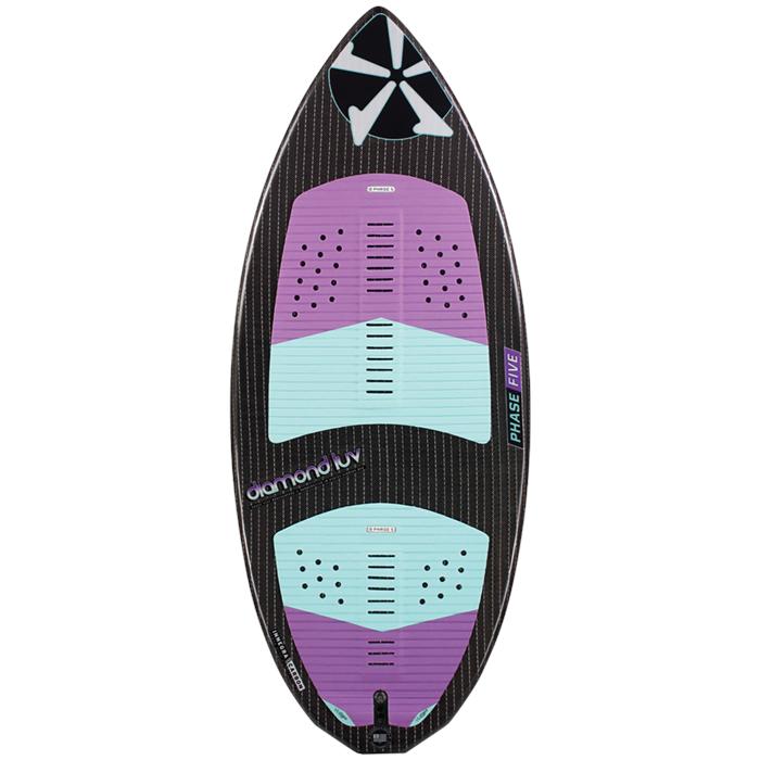 Phase Five - Diamond Luv Wakesurf Board - Women's 2021