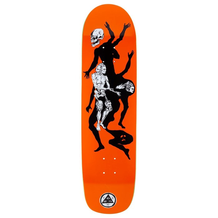 Welcome - The Magician on Son of Planchette 8.38 Skateboard Deck
