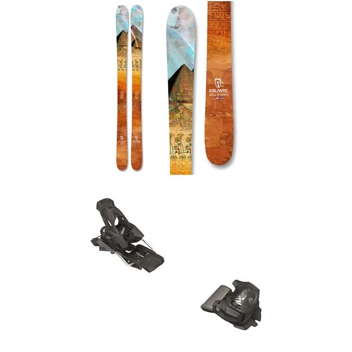 Icelantic - Maiden 91 Skis - Women's + Tyrolia Attack² 13 GW Bindings 2021