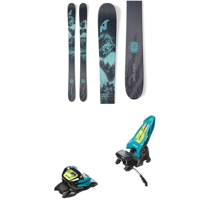 Nordica - Santa Ana 104 Free Skis - Women's + Marker Griffon 13 ID Ski Bindings 2021