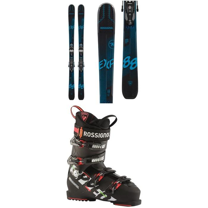 Rossignol - Experience 88 Ti Skis + SPX 12 GW Bindings 2021 + Speed 120 Ski Boots 2021