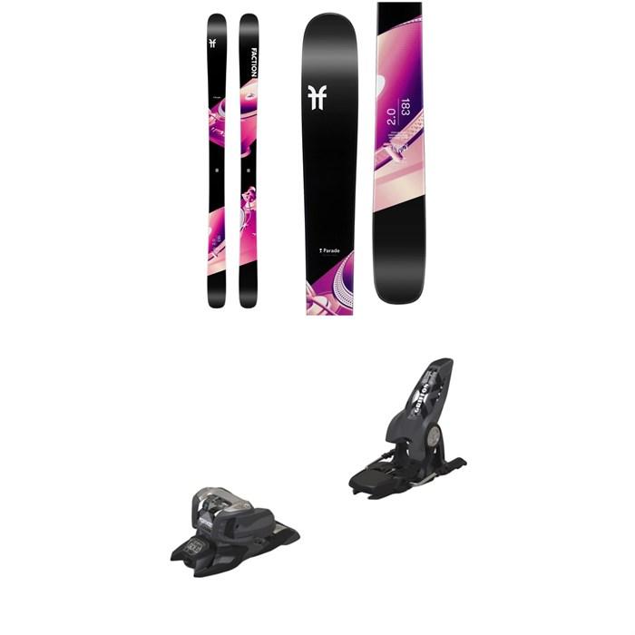 Faction - Prodigy 2.0 Skis + Marker Griffon 13 ID Ski Bindings 2020