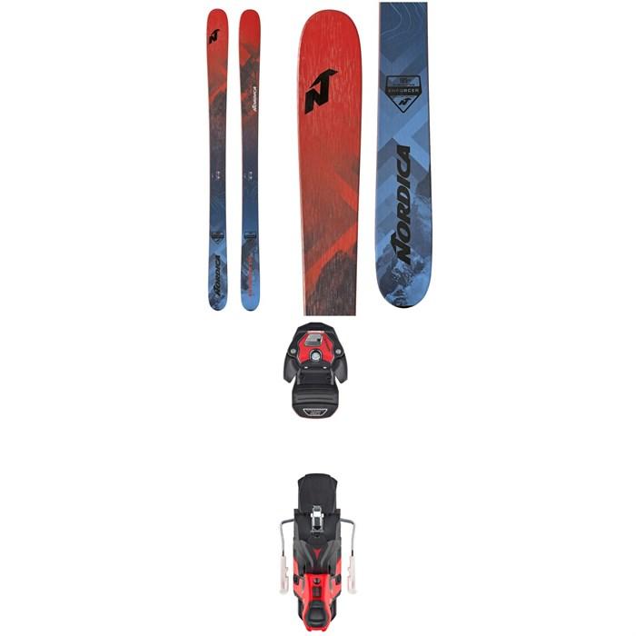 Nordica - Enforcer 100 Skis + Atomic Warden MNC 13 Ski Bindings 2020