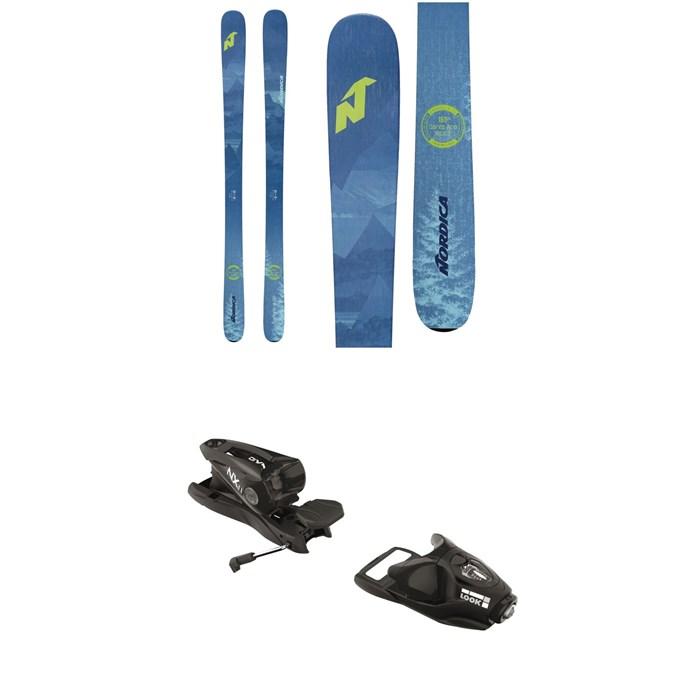 Nordica - Santa Ana 88 Skis - Women's + Look NX 11 Ski Bindings 2020