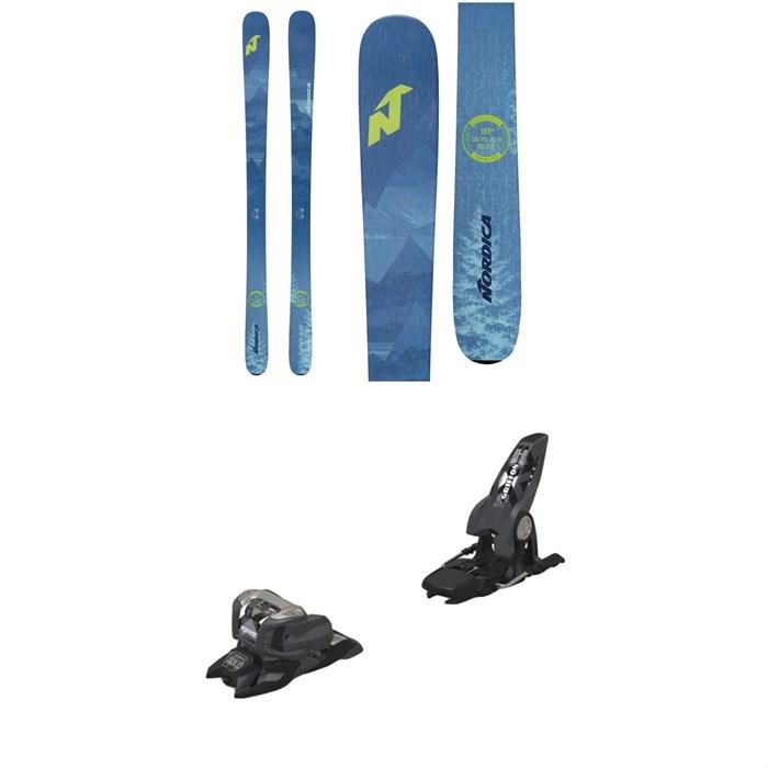 Nordica - Santa Ana 88 Skis - Women's + Marker Griffon 13 ID Ski Bindings 2020