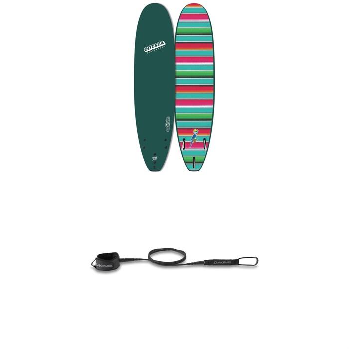 "Catch Surf - Odysea 7'0"" Log x Johnny Redmond Surfboard + Dakine Kaimana Team 7' Leash"