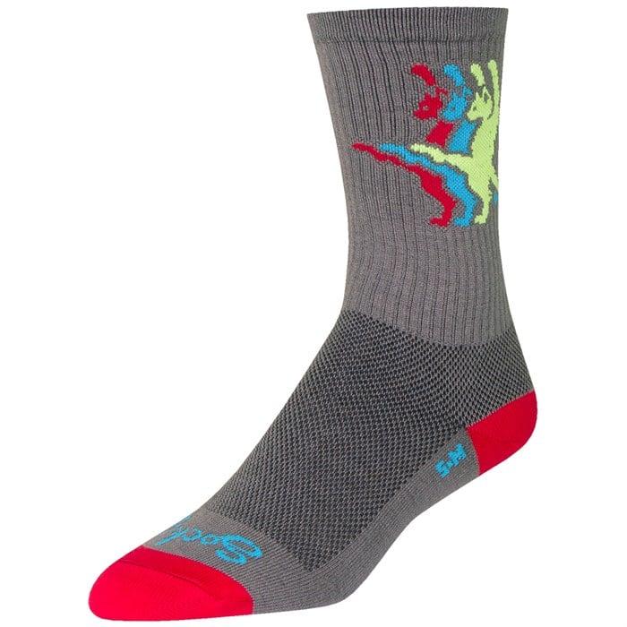 """SockGuy - Katfu 6"""" Crew Socks"""