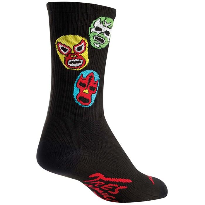 "SockGuy - SGX 6"" 3 Amigos Socks"