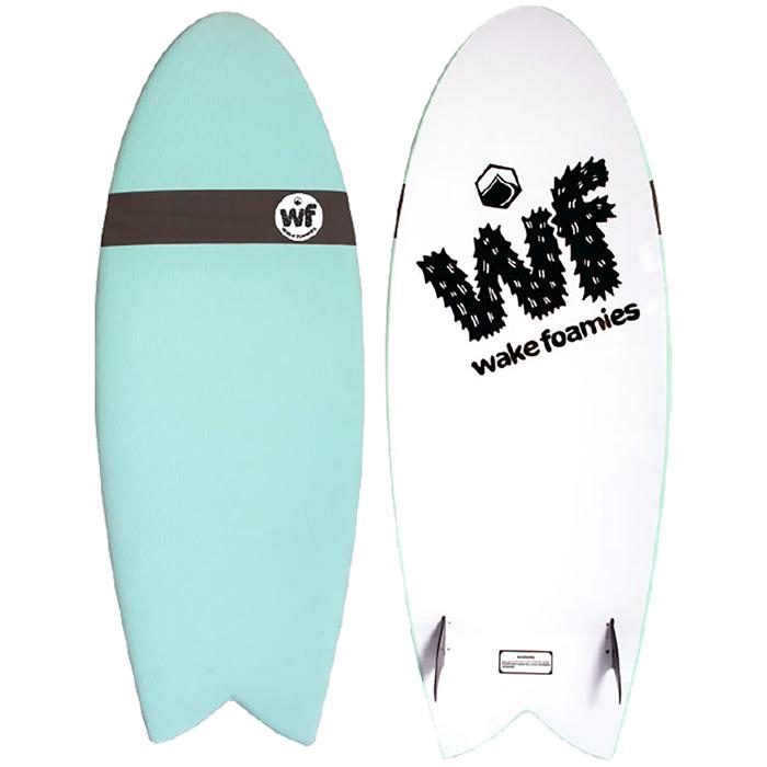 Liquid Force - Wake Foamies Fish Wakesurf Board 2022