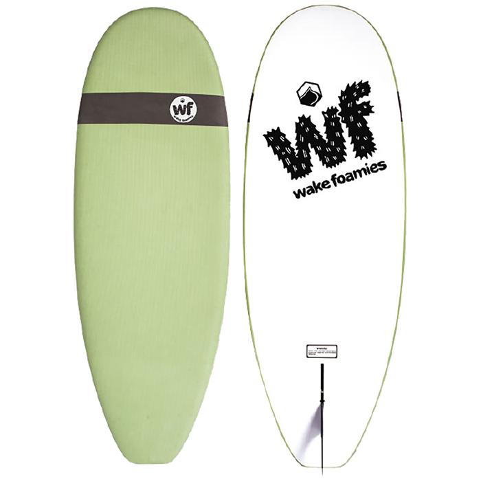 Liquid Force - Wake Foamies Micro Mal Wakesurf Board 2022