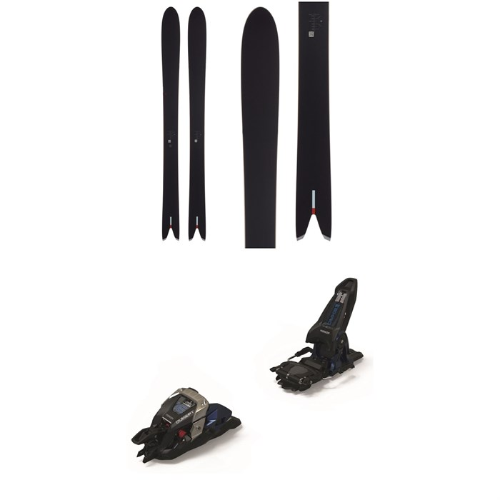 Season - Forma Skis + Marker Duke PT 16 Alpine Touring Ski Bindings 2021