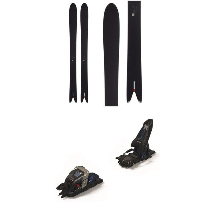 Season - Forma Skis + Marker Duke PT 16 Alpine Touring Ski Bindings 2022