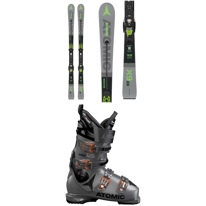 Atomic - Redster X9 WB Skis + X 12 TL GW Bindings + Hawx Ultra 120 S Ski Boots 2020