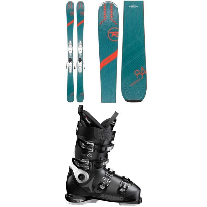 Rossignol - Experience 84 Ai W Skis + Xpress 11 Bindings + Atomic Hawx Ultra 85 W Ski Boots - Women's 2020