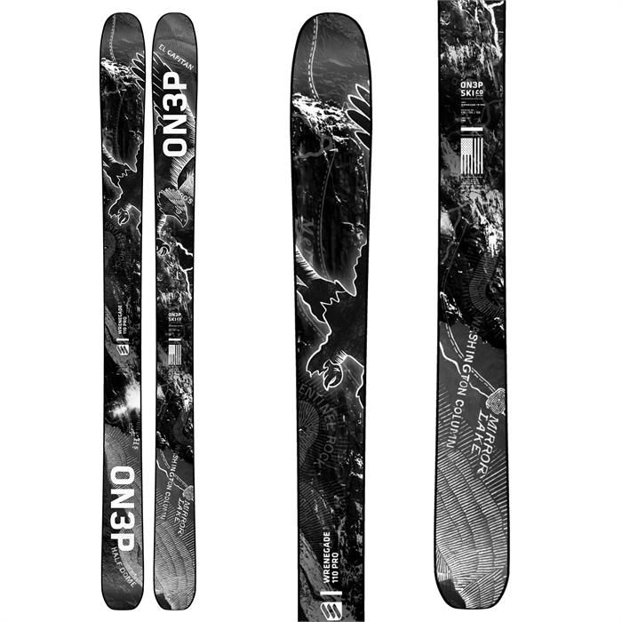 ON3P - Wrenegade 110 Pro Skis 2021