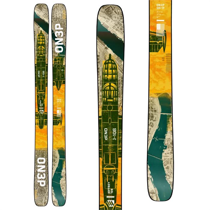 ON3P - Jeffrey 108 Skis 2021