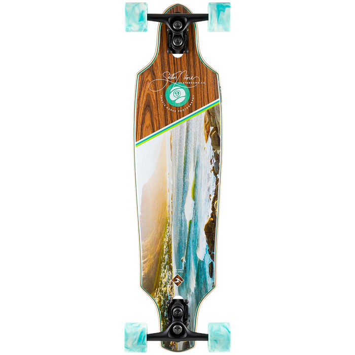 Sector 9 - Cape Roundhouse Longboard Complete