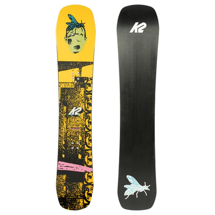 K2 - x Jeremy Dean Afterblack Snowboard 2021