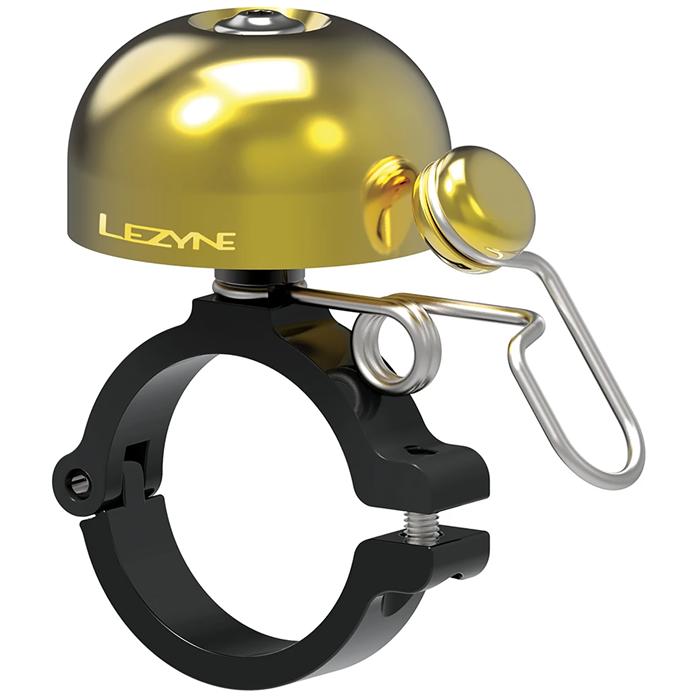 Lezyne - Classic Brass HM Bell