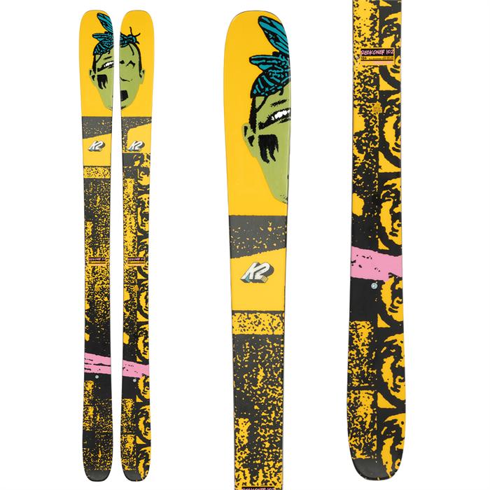 K2 - x Jeremy Dean Reckoner 102 Skis 2021