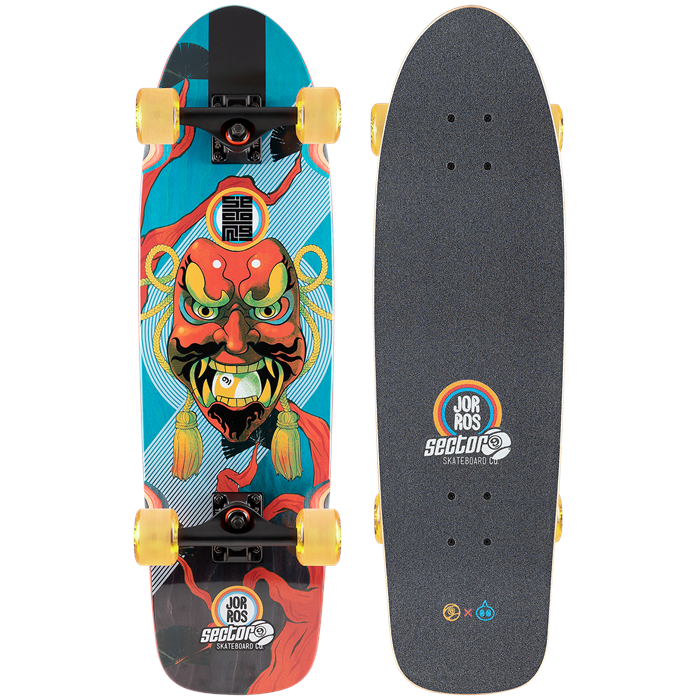 Sector 9 - Noh Chop Hop Cruiser Skateboard Complete