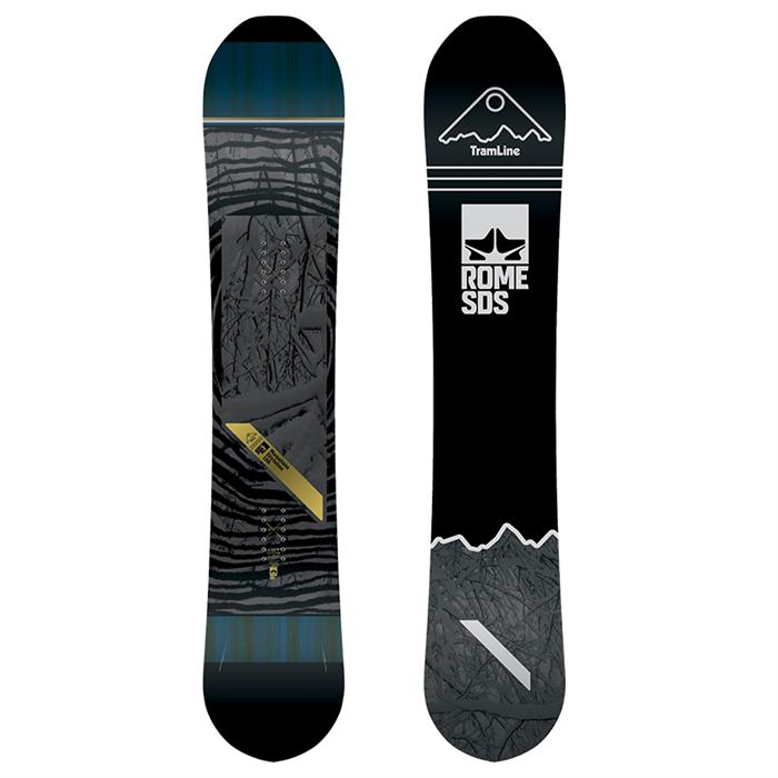 Rome - Mountain Division Snowboard 2020